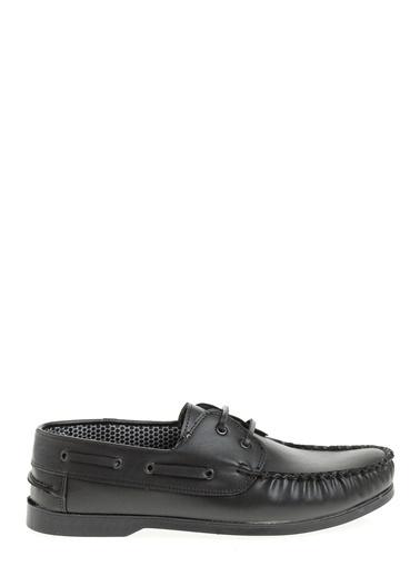 Let'z Loafer Ayakkabı Siyah
